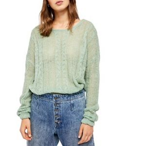 NWT Free People Angel Soft Pullover Sweater